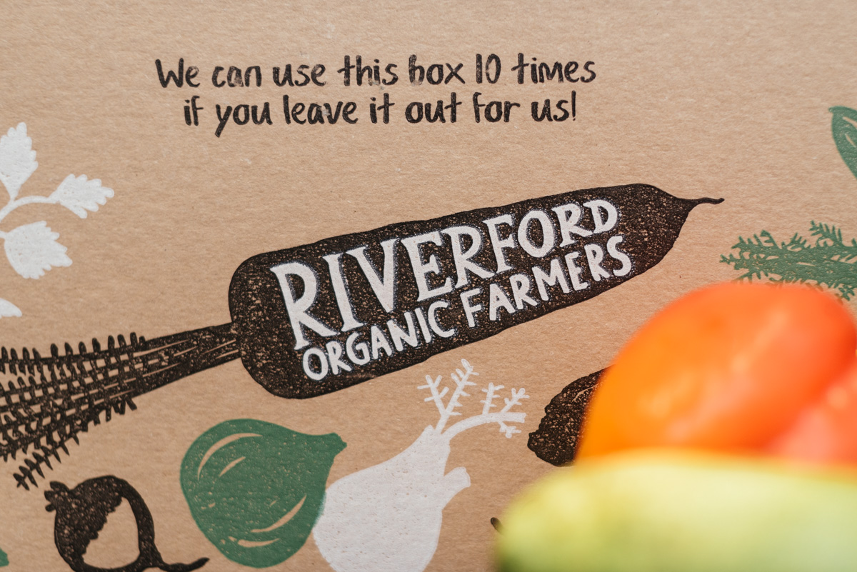 A Zero Waste Life. Riverford