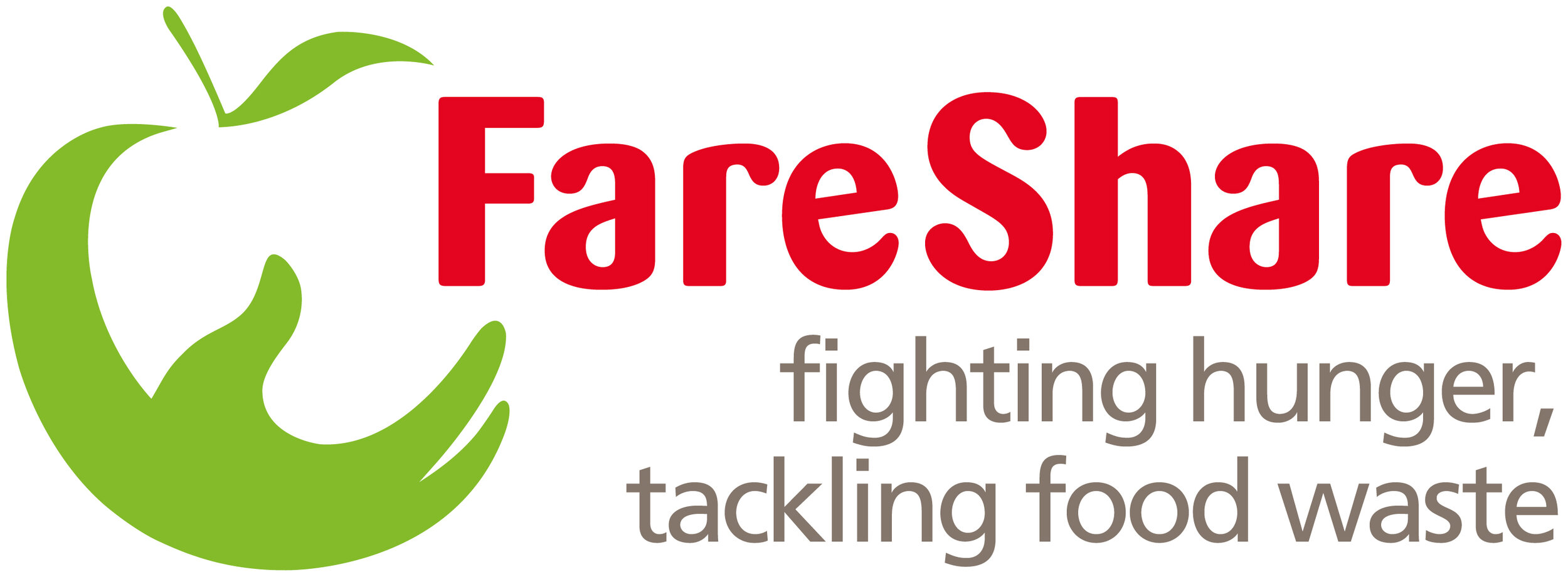 FareShare Logo. Zero Waste Life
