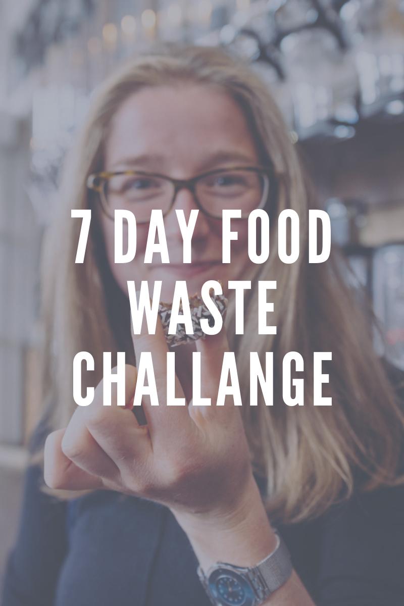 Zero Food Waste- Food Challange