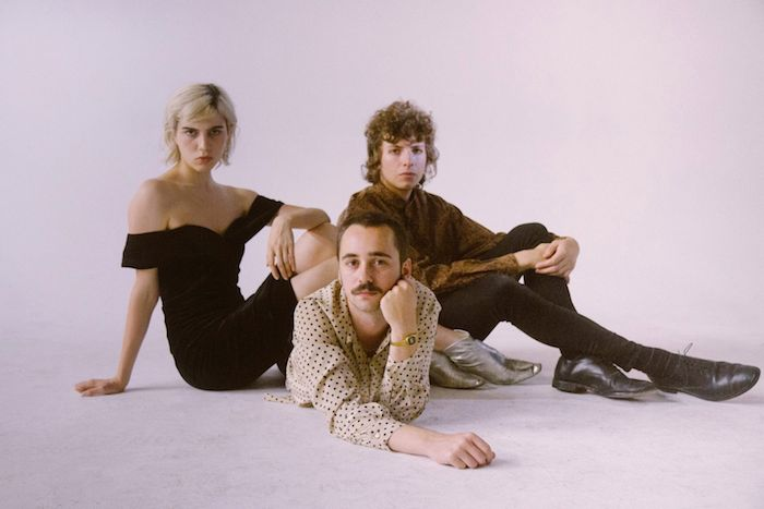 SUNFLOWER BEAN by Andy DeLuca.
