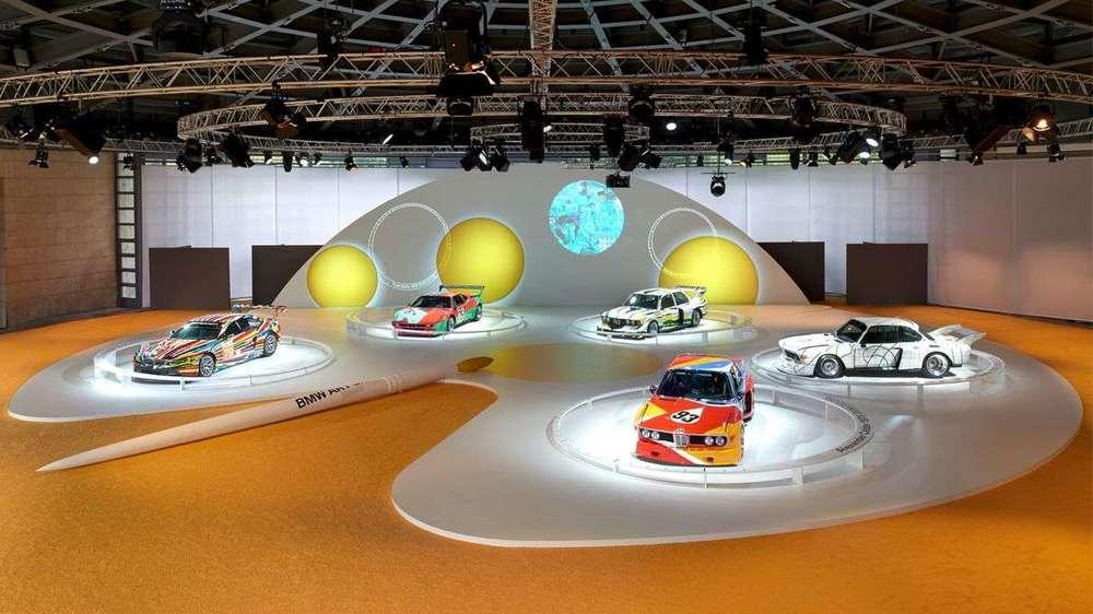 BMW Art Cars