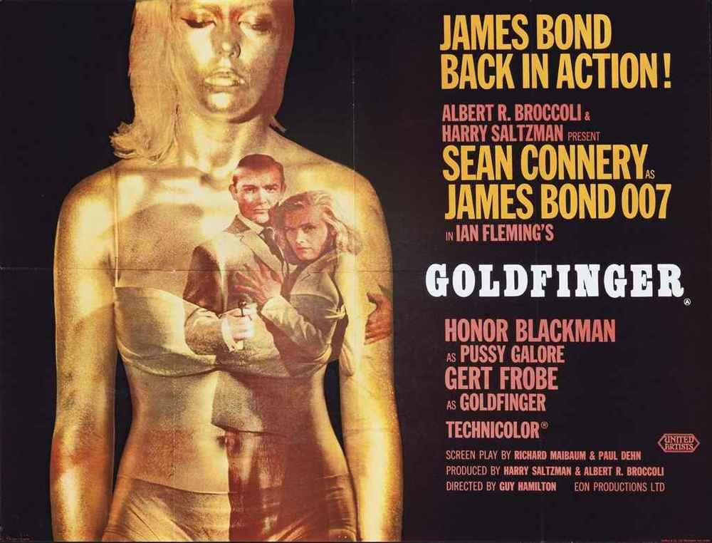 Goldfinger credits