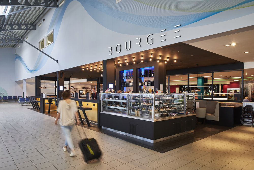 Bourgee Bites at London Southend Airport