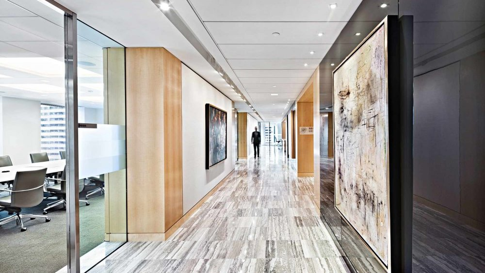 Gesner law firm offices, Boston