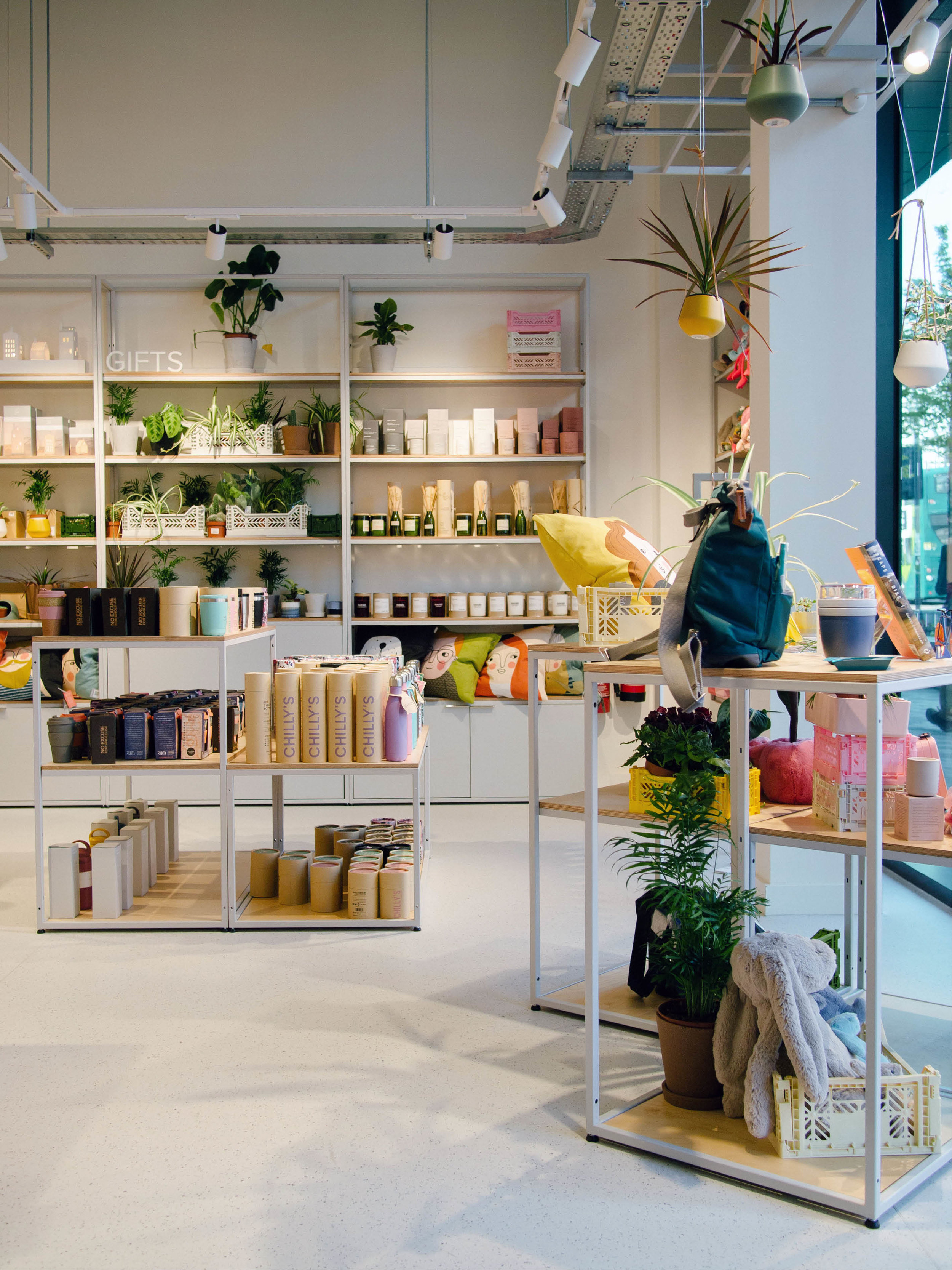 retail design utility manchester store design graphics agency fixture interior sustainable