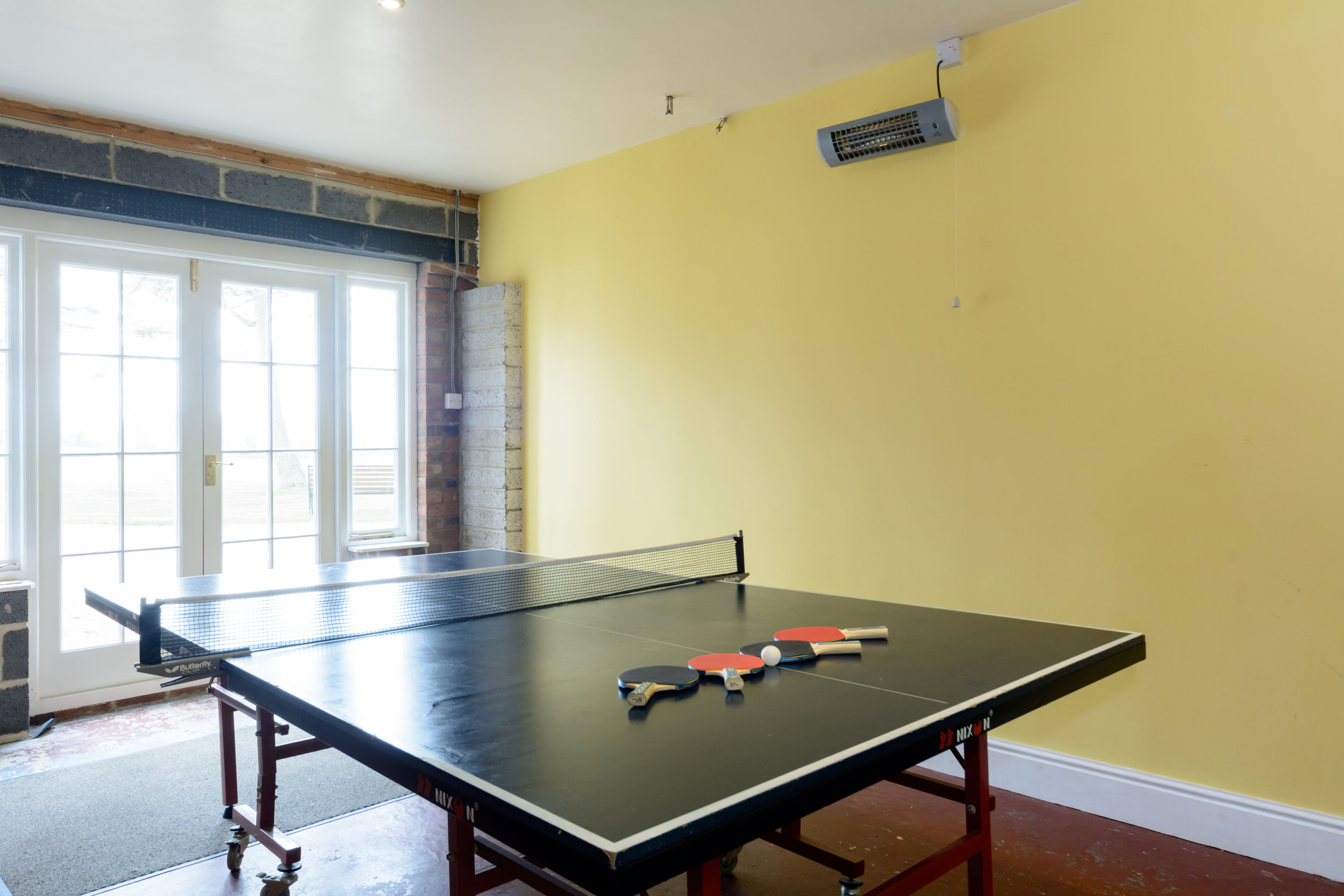 The Table Tennis Room