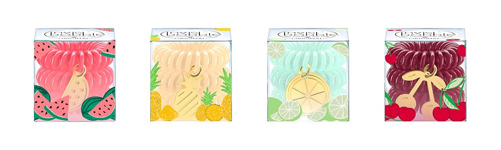 invisibobble Tutti Frutti collection