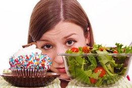 Scared of food... making you fat? -