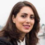 Parvaneh Sarshar, Chief Technology Officer, OSM Maritime Group