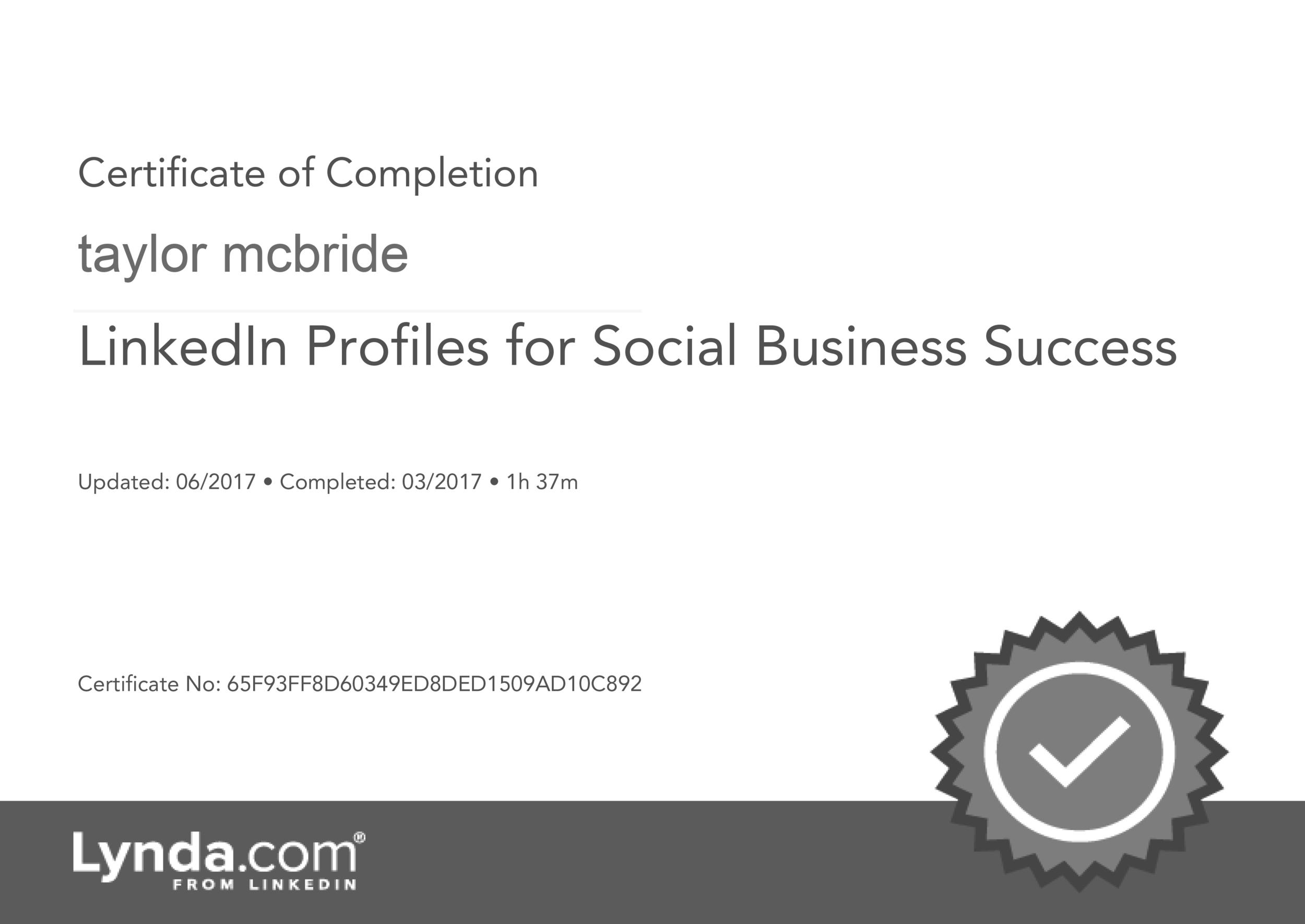 LinkedIn-Profiles