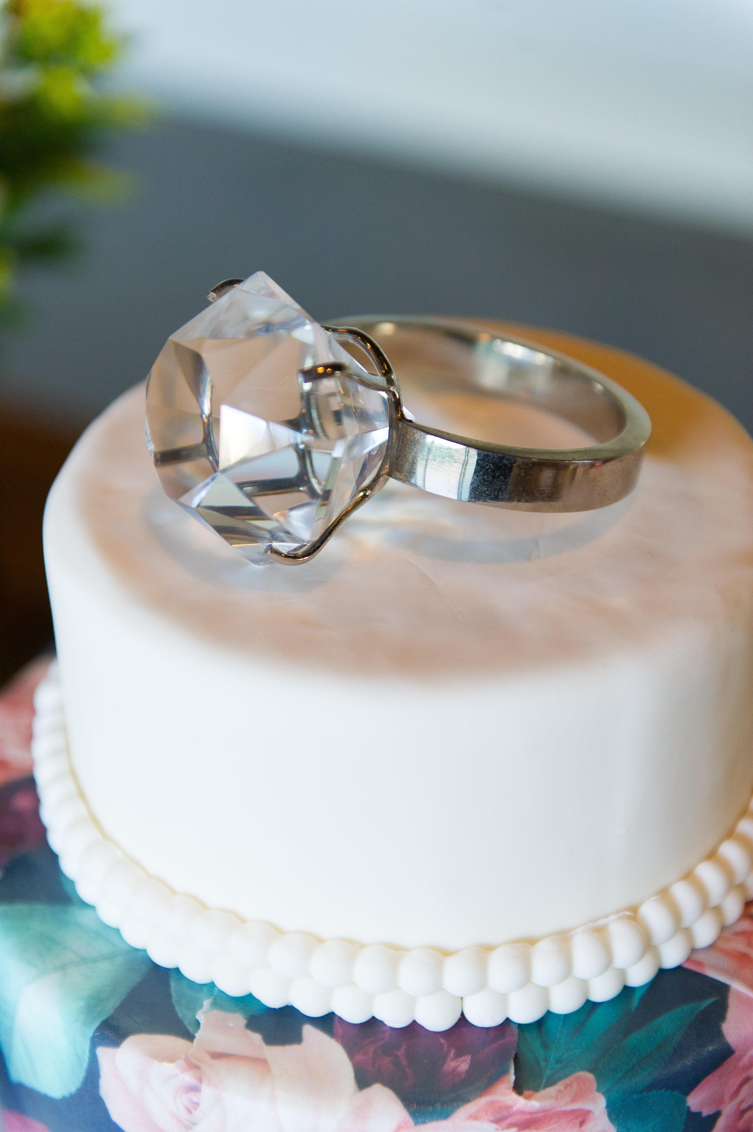 Tampa bakery wedding cake