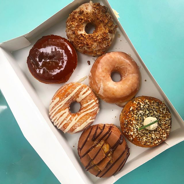 Still hitting the top thirty list #donutsformiles #districtdoughnuts