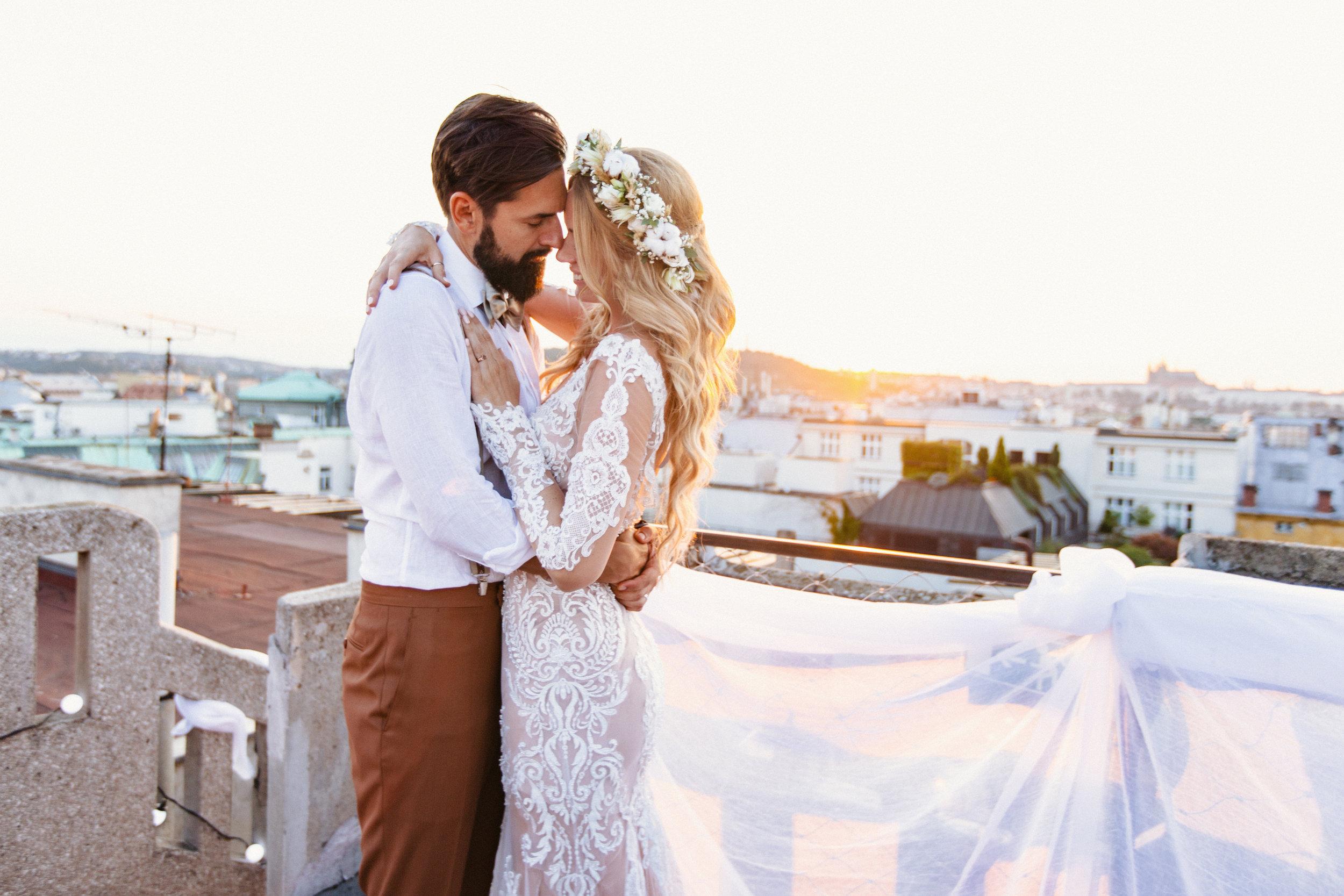 Photo by Anna Konieva - wedding photographer.