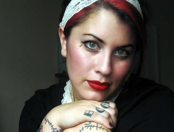 Rachel Mckibbens -