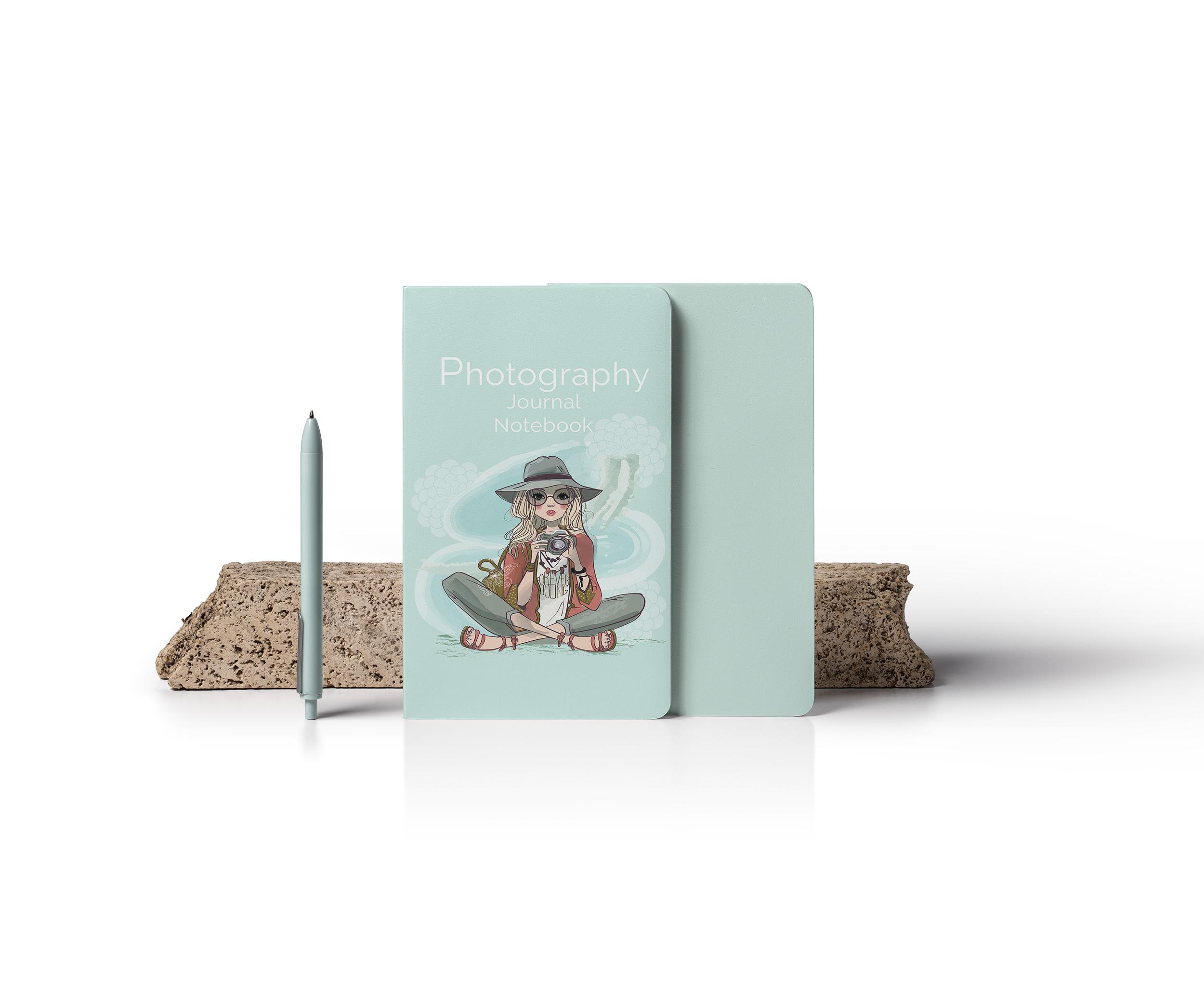 Photography Journal Notebook
