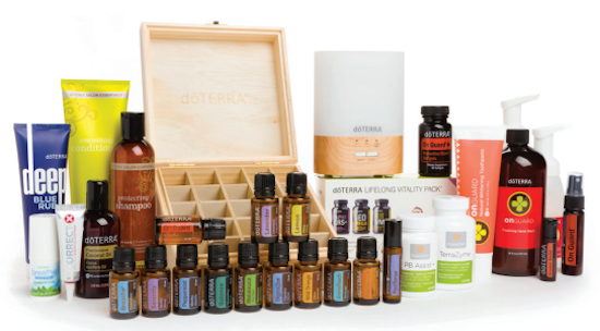 Natural Solutions Kit for a whole health & medicine cabinet makeover!
