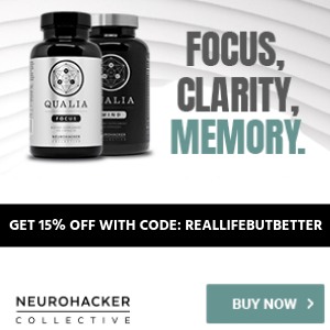 neurohacker collective - qualia coupon code