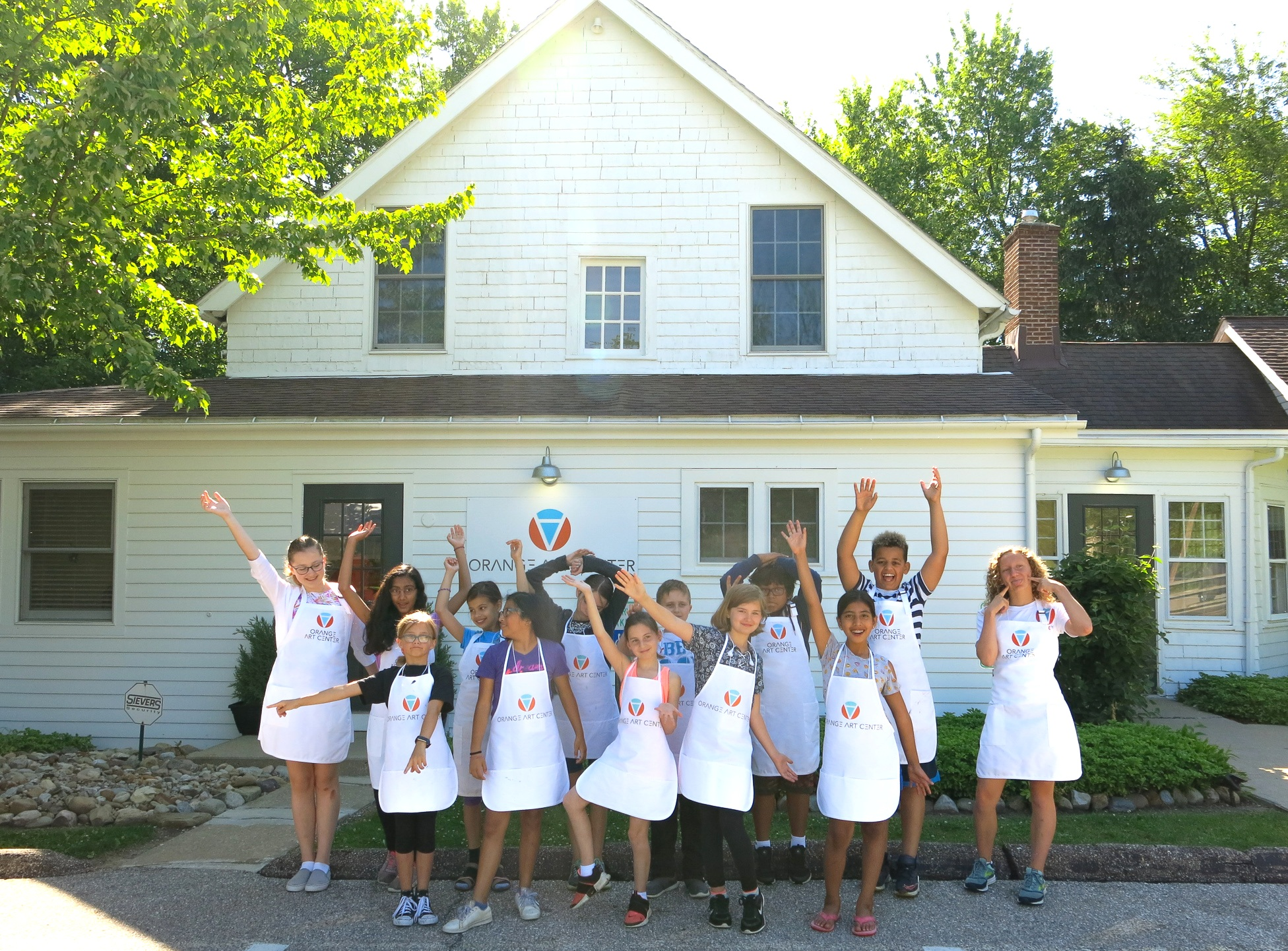 Summer art camp -