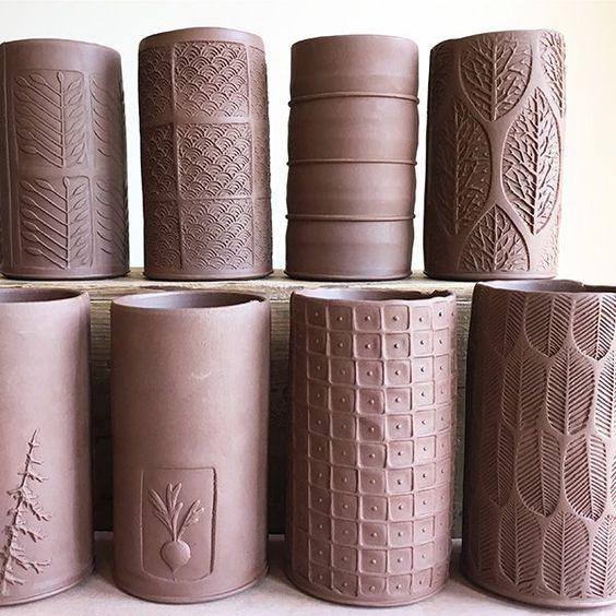 Natural Element Vase