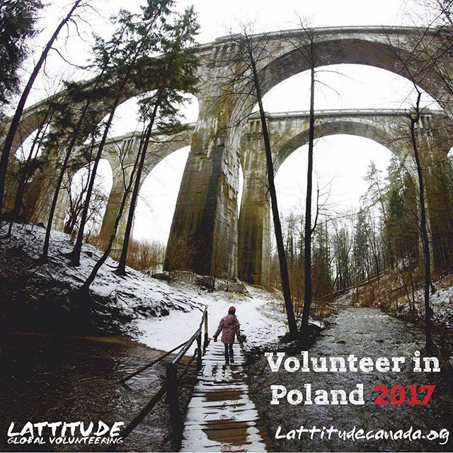 We are now accepting applications for our #2017 Poland program! For more info check out our link in our bio.  #newyearsresolutions #travel #gapyear #gapyearlife #wanderlustwednesday #travelling #volunteer #volunteeringabroad #explore #explorer #inspiration