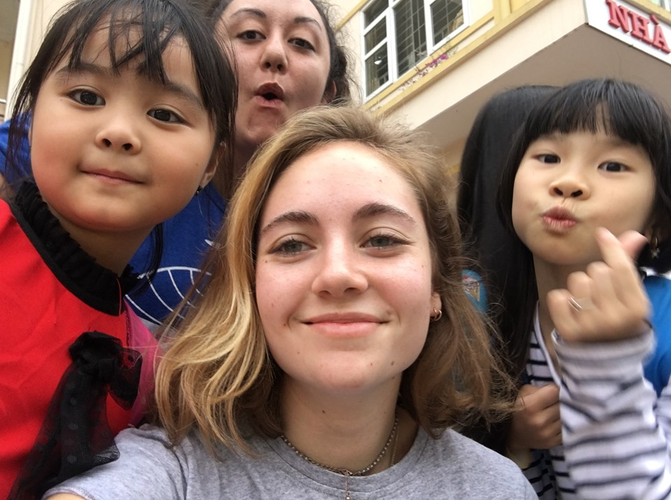 Lily's Experience in Vietnam - Lily Adler from Vermont volunteered in Vietnam as an English teacher for 3 and a half months in the beginning of 2019. Here are some of her very inspiring words about living and volunteering in Vietnam.