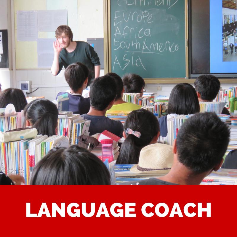 Volunteer as an English teacher for your gap year