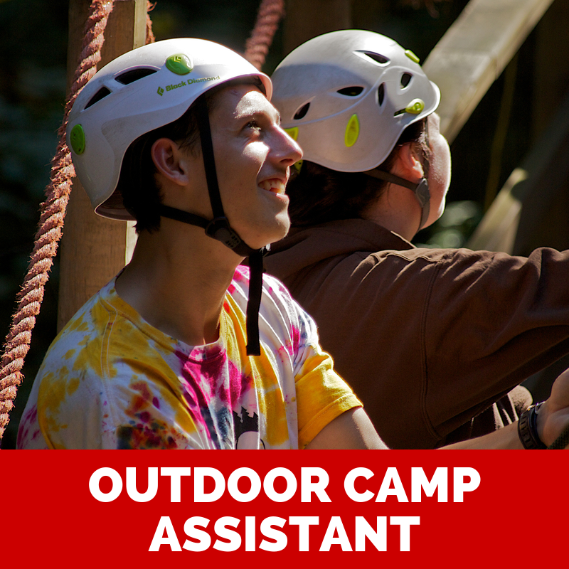 Volunteer as a outdoor educator for your gap year