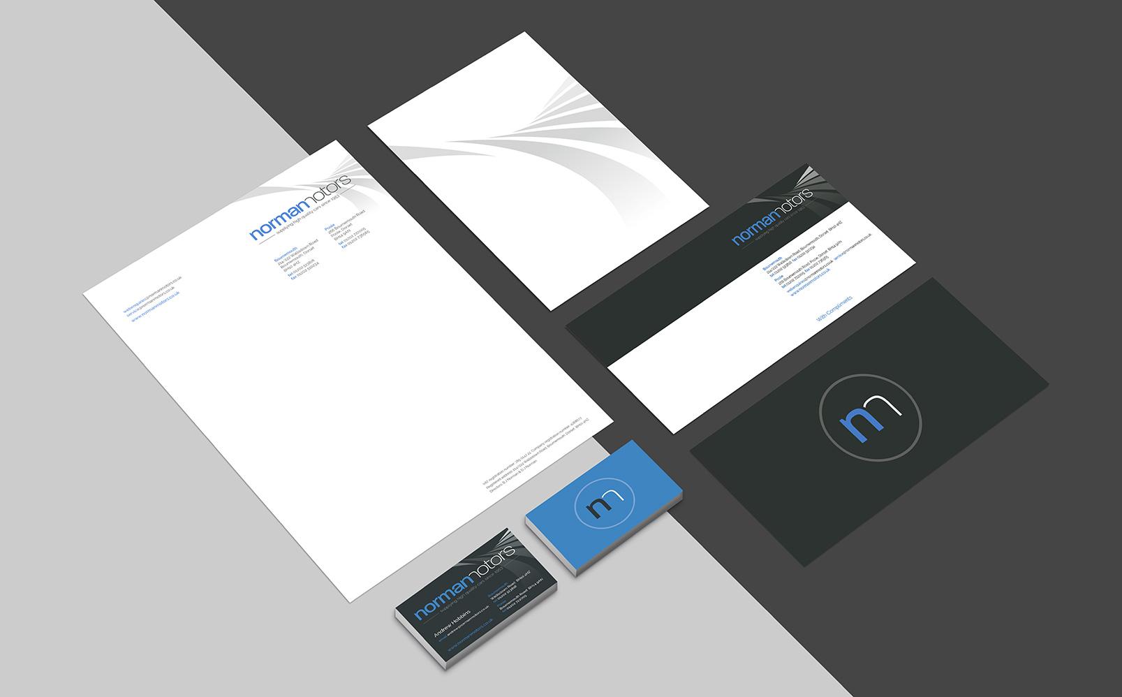 norman-motors-stationery-design.jpg