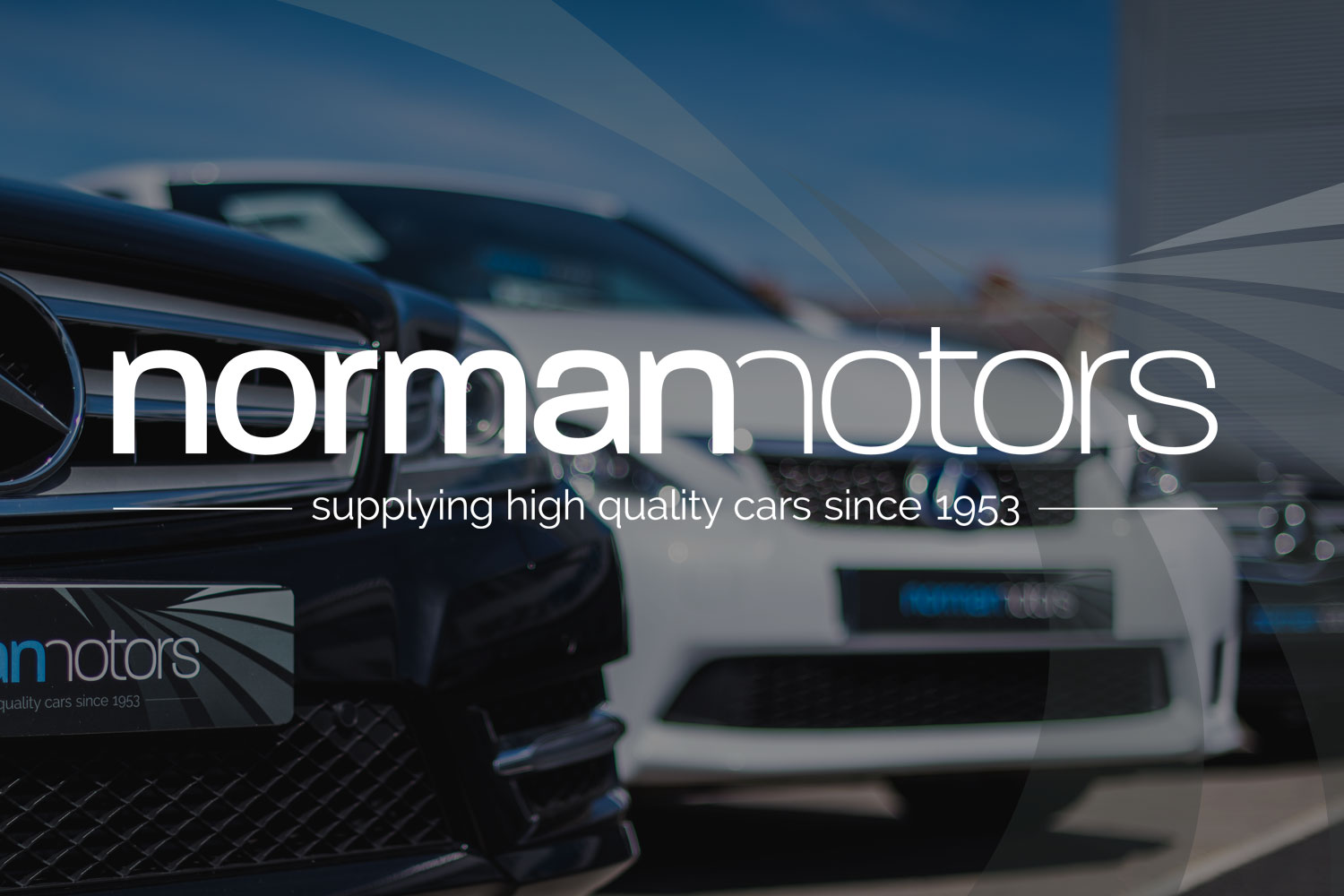 NORMAN MOTORS     Re-brand of Dorset's oldest family-run luxury car sales business
