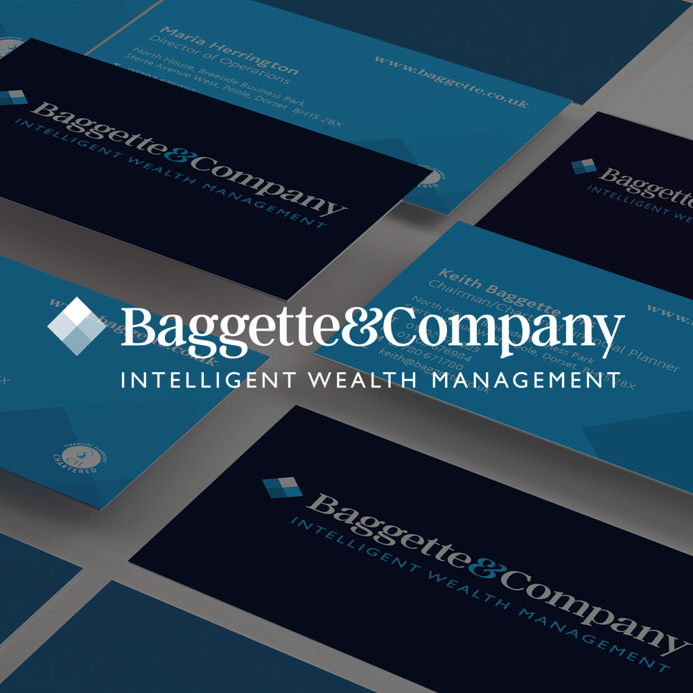 BAGGETTE & COMPANY     Brand evolution and refresh of one of the leaders in private wealth management