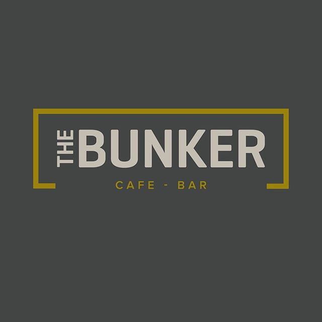 The Bunker Cafe and Bar | Logo and Brand Identity Design  __  New logo and branding completed for a rustic cafe and bar at St Catherine's Hill in Christchurch - pop in for a coffee or something stronger!  @the_bunker_cafe  www.fundamental-design.co.uk  #christchurch #logo #logodesigner #logodesigns #brandingdesign #brandingagency #graphicdesign #graphicdesigner #identity #design #identitydesign #cafebranding #cafedesign #dorset #creative