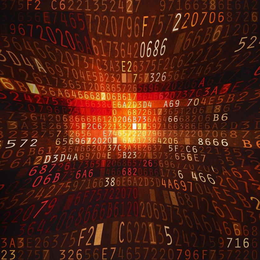 cyber stock photo