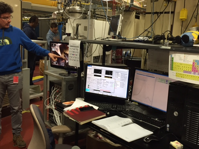 Advanced Light Source (ALS) at Lawrence Berkeley National Lab
