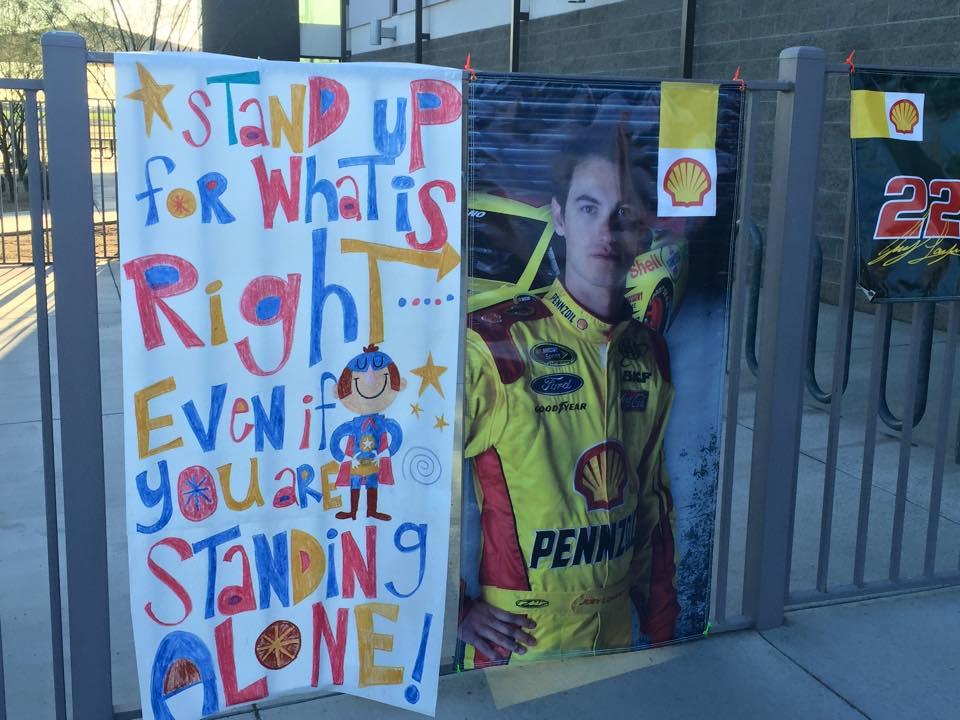 Superhero Anti-Bullying Assembly- Avondale AZ.