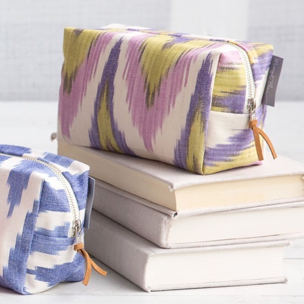 We're getting ready for spring travels over here! @alyse_renee is going to @altsummit in March 🧳and @amycrims going to @josephmassieflowers school in London ✈️ this May to take a class with @matthewlanders !! We all need one of these cute ikat cosmetics bags from @margotelena . Grab one for yourself before they're gone. . . . .  #ccflorals #margotelena #shoplocal #shopbaltimore #rolandpark #bestflowershop #flowershop #flowerschool #educate #neverstoplearning