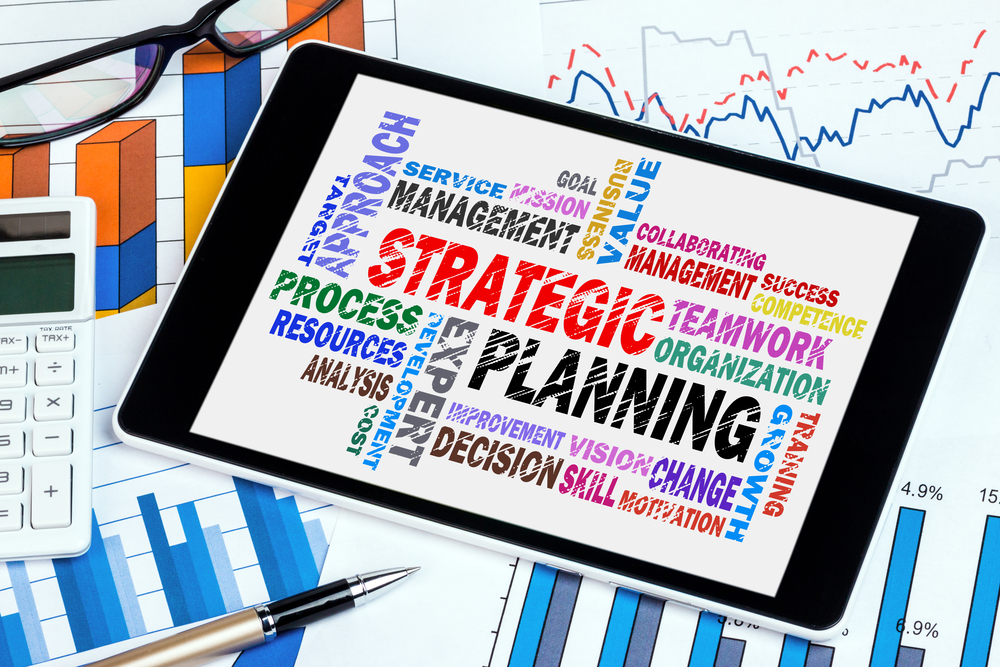 Strategic Plan Consulting - We would like to begin developing a strategic plan within the next 6 months. We are seeking the assistance of an expert to advise us and facilitate the process.