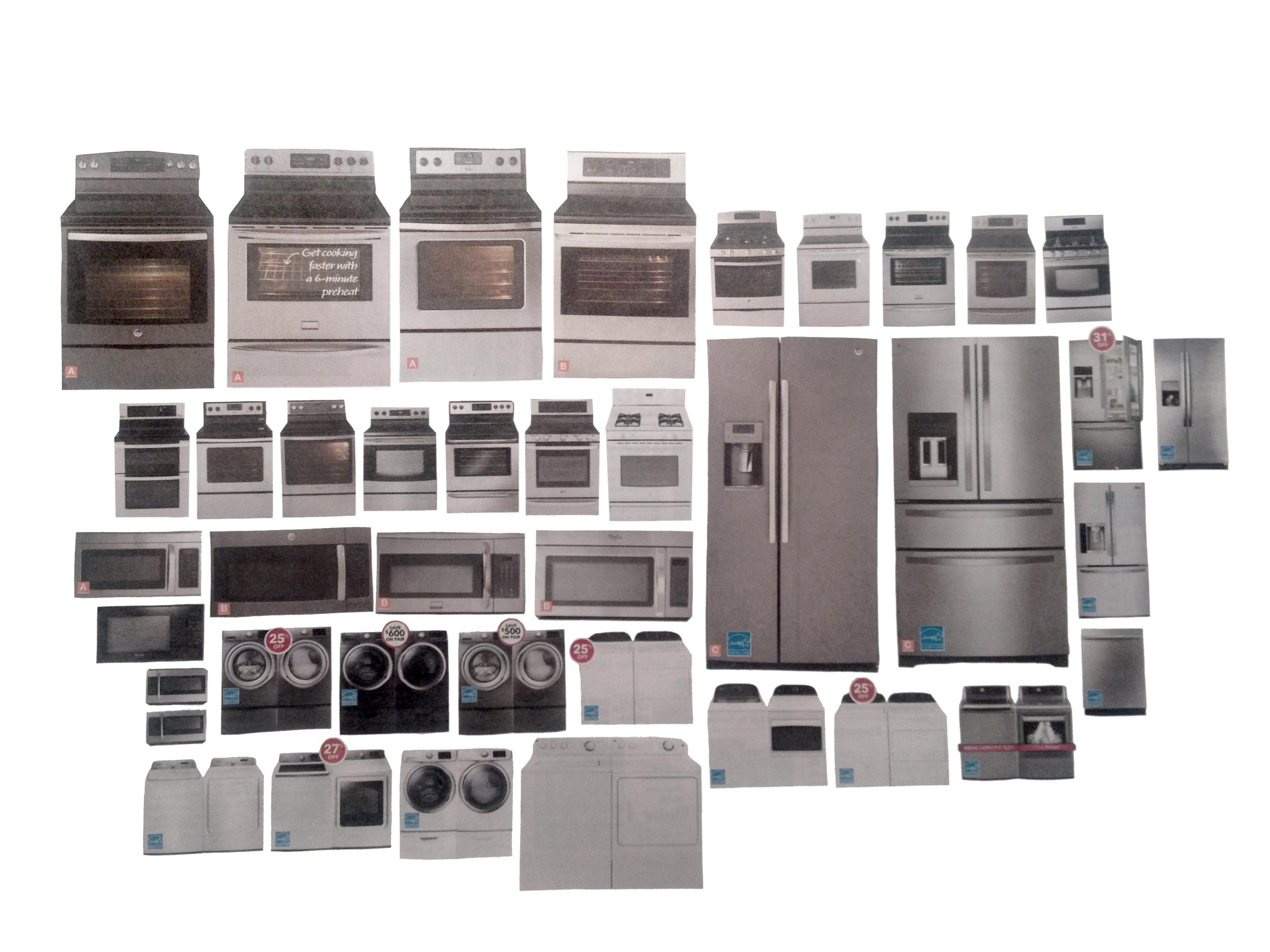"Appliance 14""x17"" 2016"