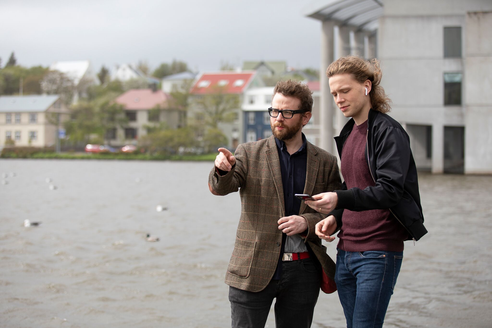 Read the interview with Úlfur and Halldór in  The Reykjavík Grapevine