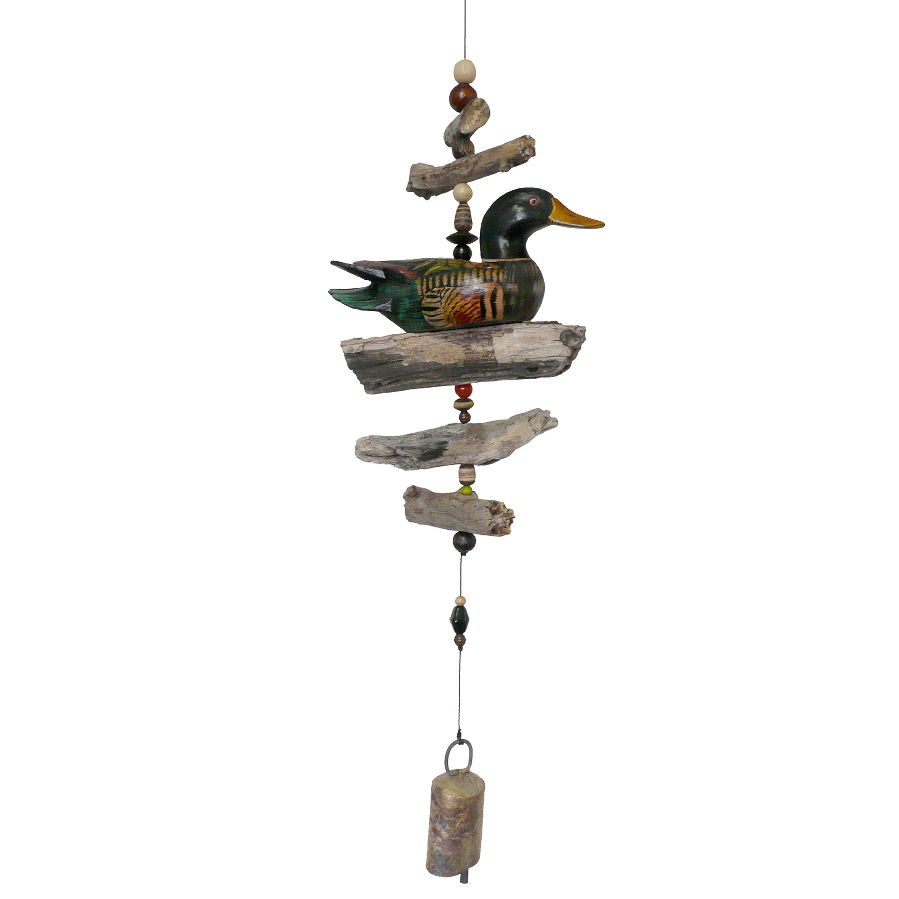556 - Mallard Duck Cohasset Bell