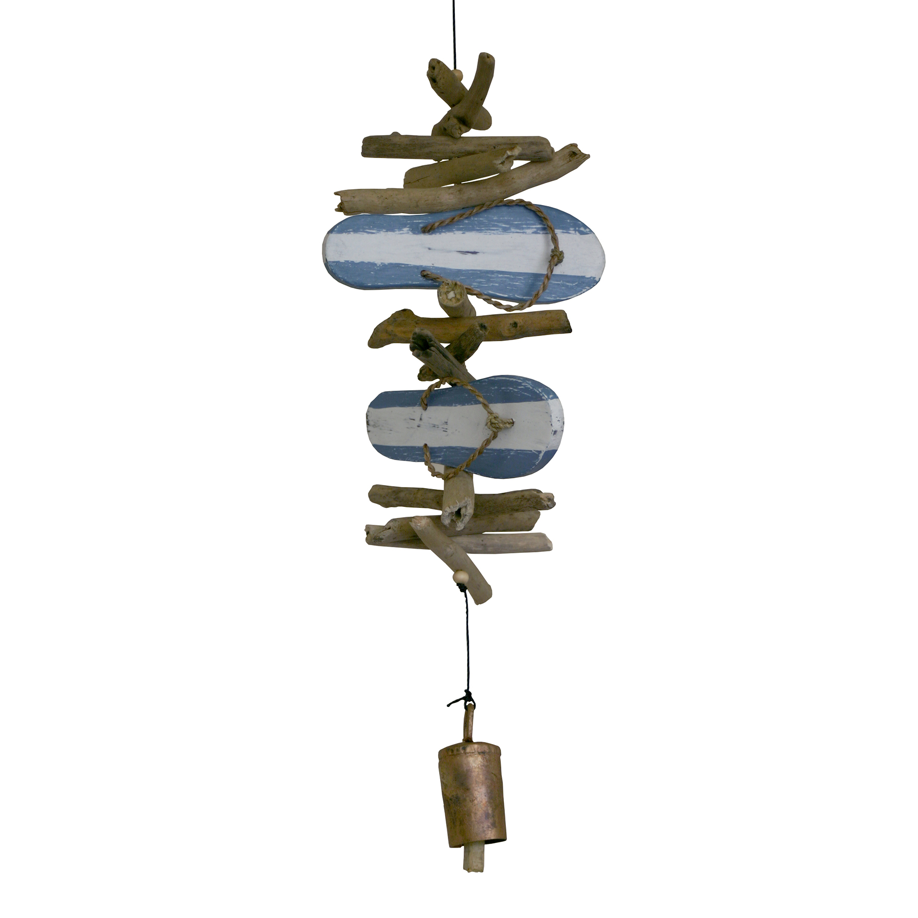 589B - Blue Twin Sandal Cohasset Bell