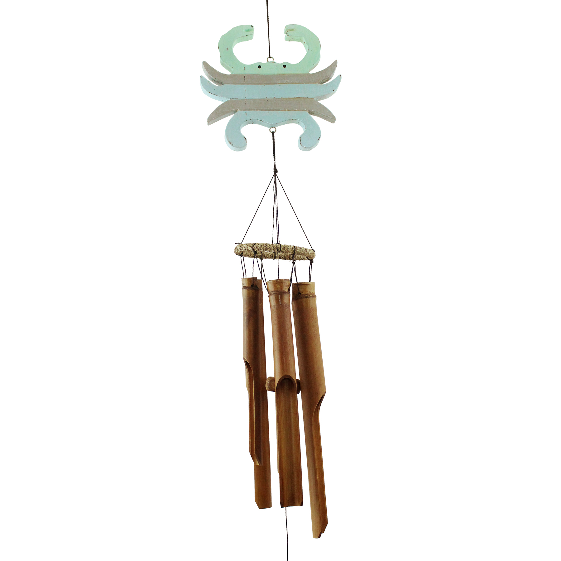 Cohasset Gifts And Garden Wooden Wind Chimes