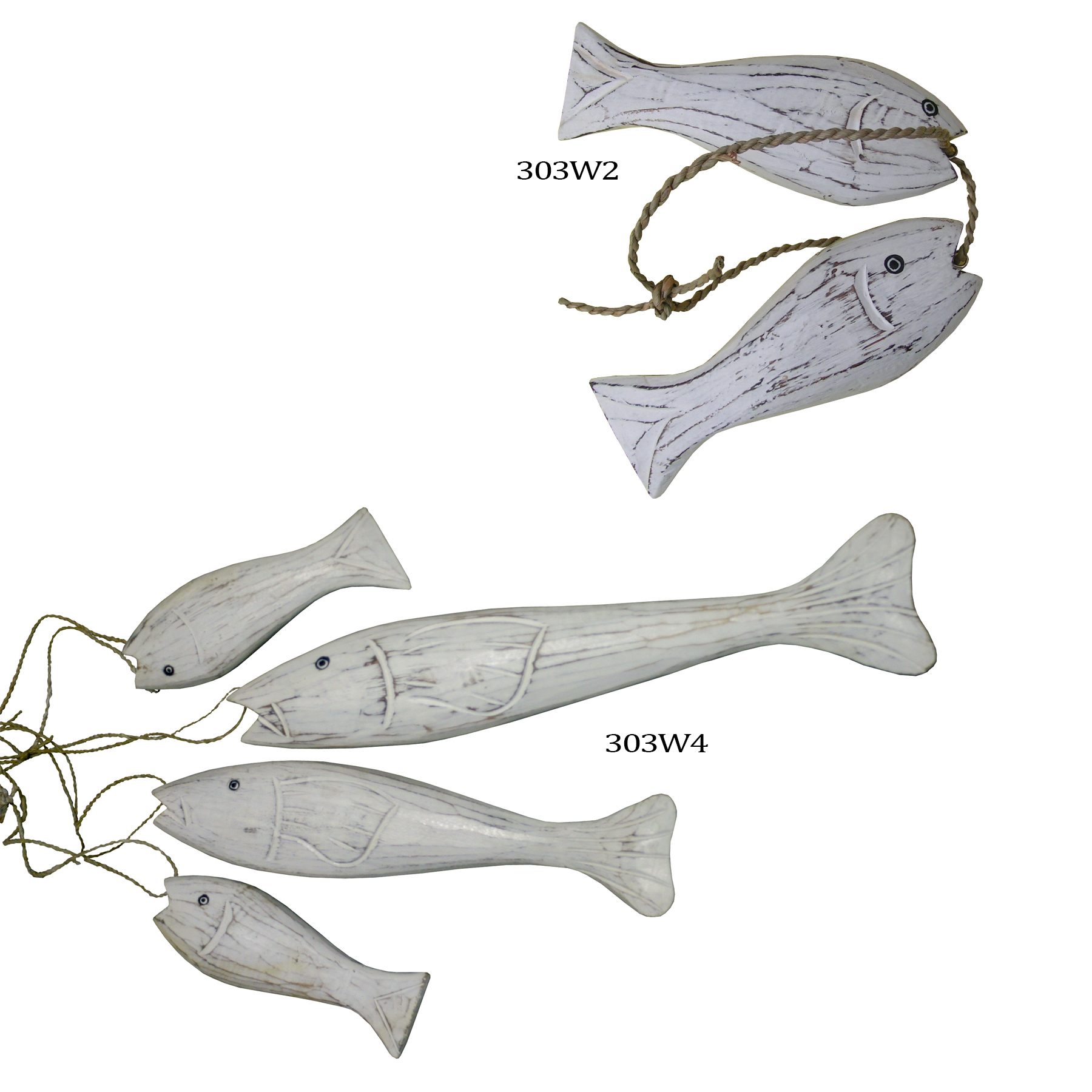 White Fish Sets