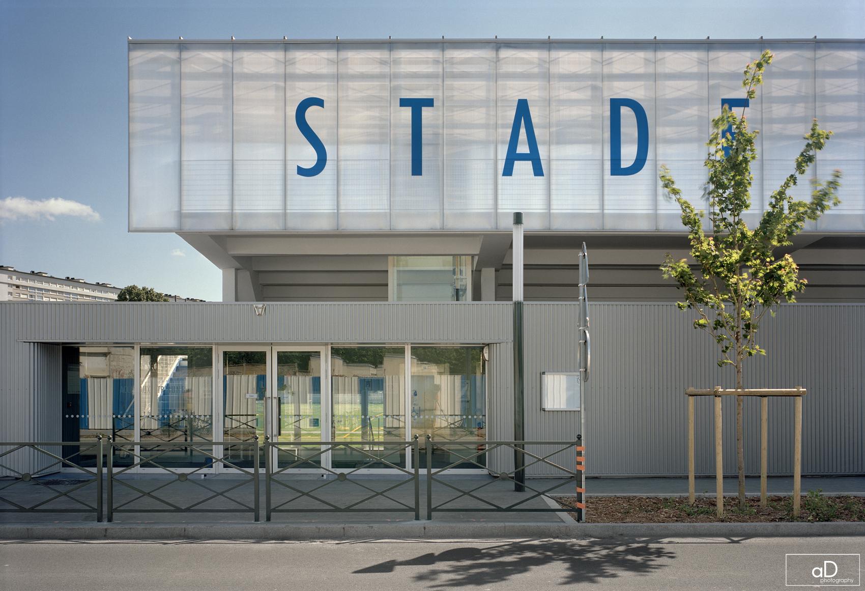 DBL - Stade Léo Lagrange