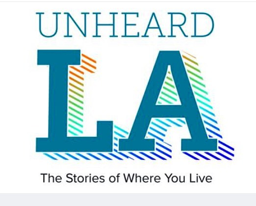 Do you have an idea for an Unheard LA story, but need a little more guidance? Come to a library story salon! You can get support from past Unheard storytellers and the KPCC In Person team! Upcoming story salons are July 9 in East LA, July 25 in Carson and July 26 in Willowbrook. RSVP at kpcc.org/unheardla! #LAstorytelling #unheardla #KPCC