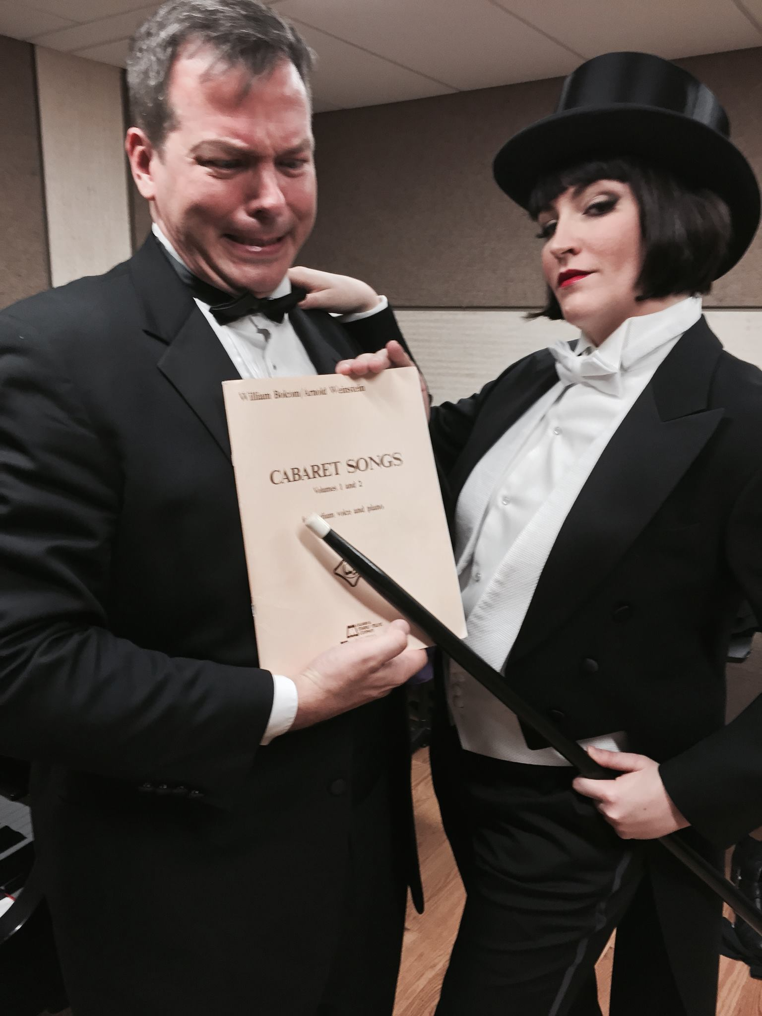 Ed Bak & Arelle Cabaret