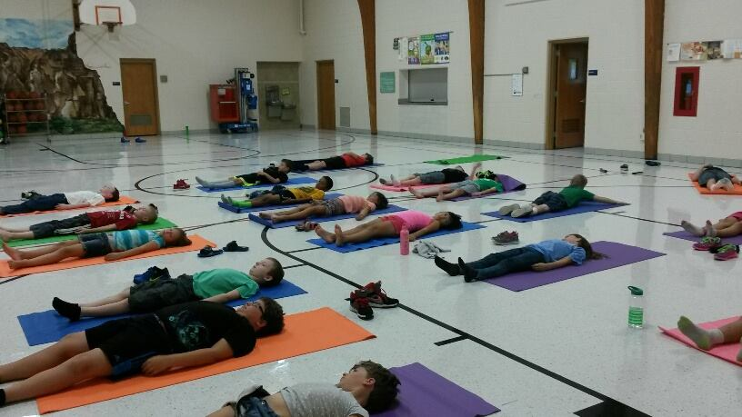 - Yoga in SchoolsLora regularly goes into schools sharing yoga, meditation, and relaxation with various schools.