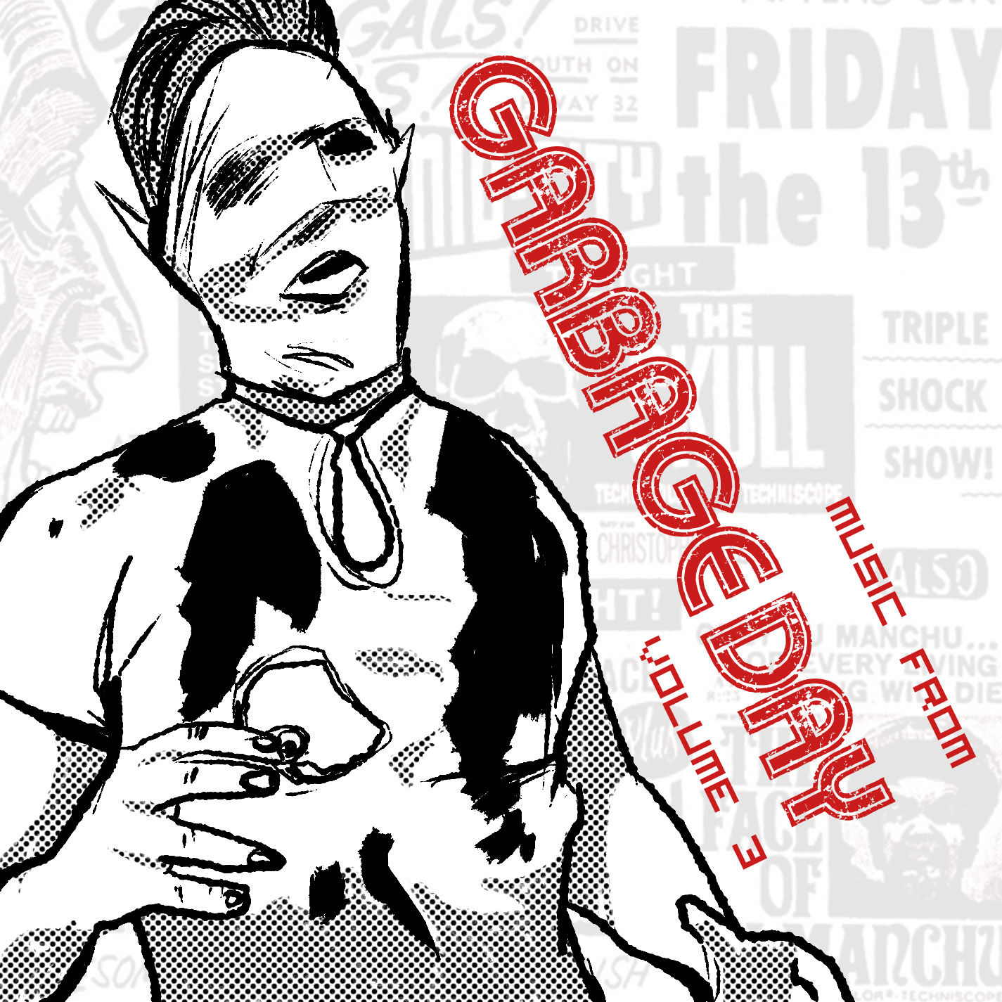Music from Garbage Day vol. 3