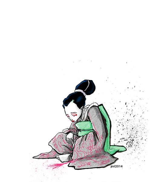 The Last Geisha