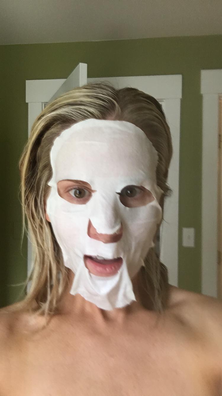 Mike Myers Huxley Sheet Mask