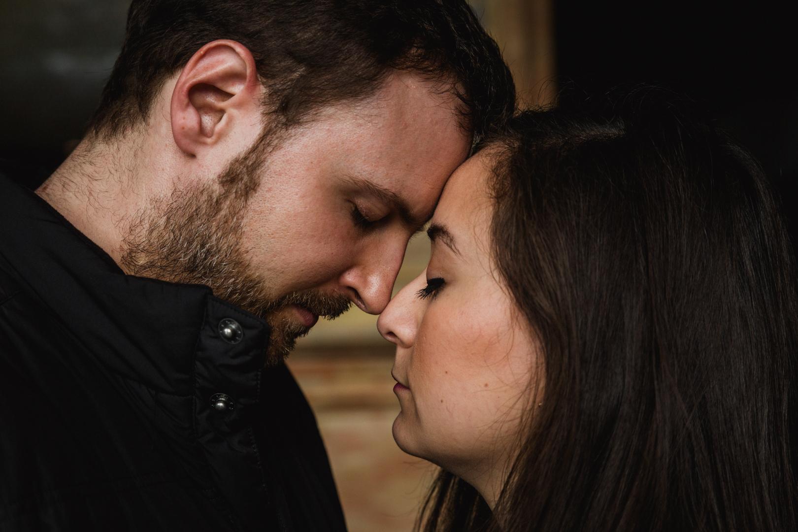 - Lidia y Miguel - -
